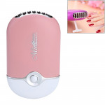 Portable Handheld Mini Pocket USB Air Conditioning Cooling Fan Grafted Eyelashes Dryer (Pink)