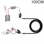 100cm Car HID Xenon Ballast High Voltage Extension Cable Harness