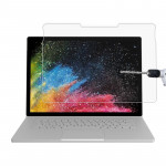 0.4mm 9H Surface Hardness Full Screen Tempered Glass Film for Microsoft Surface Book 2 13.5 inch