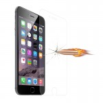 0.3mm 2.5D Anti-glare Explosion-proof Tempered Glass Film for iPhone 6