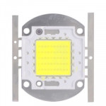 50W High Power Warm White LED Lamp, Luminous Flux: 3500lm