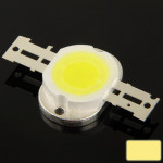 10W High Power Warm White LED Lamp, Luminous Flux: 800lm-900lm