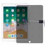 0.33mm 9H 2.5D Privacy Anti-glare Explosion-proof Tempered Glass Film for iPad 4 / 3 / 2