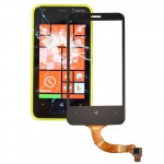 iPartsBuy Touch Screen with Frame Replacement for Nokia Lumia 620(Black)