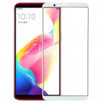 Front Screen Outer Glass Lens for OPPO R11s (White)