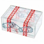 Transparent Box Magic Props King Magic Tricks