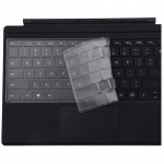 Laptop TPU Waterproof Dustproof Transparent Keyboard Protective Film for Microsoft Surface Laptop 13.5 inch