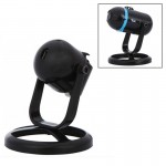 Mini Wifi Camera 360 Degree Rotation Mount Stand with Car Charger & EU Plug & USB Cable for Ai-Ball (S-NC-5221)
