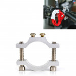 Durable Aluminum Alloy Hook Clip for Motorcycle / Bicycle