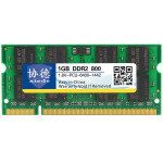 XIEDE X026 DDR2 800MHz 1GB General Full Compatibility Memory RAM Module for Laptop