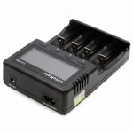 LiitoKala Lii-PD4 Nickel-hydrogen Battery Charger for Li-ion / IMR LiFePO4 26650,21700,20700, 18650, 18490, 18350, 17670, 17500,