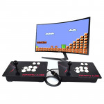 Household Boxing King Street Battle Dual Combination PSP Game Machine Rocker Handle Competitive Game Equipment