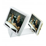 Mobile Phone 3D Video Folding Enlarged Screen Expander Stand for iPhone 6 & 6 Plus, iPhone 5, Galaxy S6 / S5 / HTC / Nokia / LG