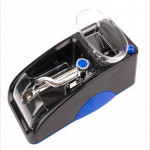 Electric Easy Automatic Cigarette Rolling Machine Tobacco Injector Maker Roller US Plug(Blue)