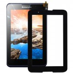 iPartsBuy Touch Screen Replacement for Lenovo A7-30 A3300(Black)
