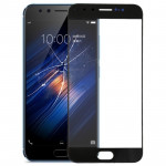 Front Screen Outer Glass Lens for Vivo X9s(Black)