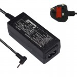 Universal Power Supply Adapter 19V 2.1A 40W 2.5x0.7mm Charger for Asus N17908 / V85 / R33030 / EXA0901 / XH Laptop With AC Cable