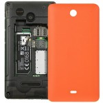 iPartsBuy Frosted Battery Back Cover Replacement for Microsoft Lumia 430(Orange)