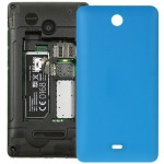 iPartsBuy Frosted Battery Back Cover Replacement for Microsoft Lumia 430(Blue)