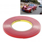 Universal Transparent Double Sided Adhesive Tape, Width: 0.8cm, Length: 10m