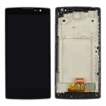 iPartsBuy LCD Screen + Touch Screen Digitizer Assembly with Frame for LG SPIRIT / H440n / H441 / H443(Black)