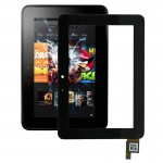 iPartsBuy Touch Screen Replacement for Amazon Fire HD 7(Black)