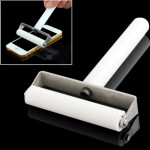 8cm Manual Dust Remove Silicone Roller for iPhone / Samsung Galaxy S III / i9300 / S III mini / i8190 / S IV / i9500 / S IV mini