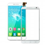 iPartsBuy Touch Screen Replacement for Alcatel One Touch Idol 2 / OT6037 / 6037 / 6037Y(White)