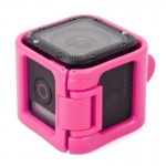 TMC Low-profile Frame Mount for GoPro HERO4 Session(Pink)