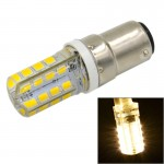 B15 3.5W Warm White Light 240LM 32 LED SMD 2835 Silicone Corn Light Bulb, AC 220V