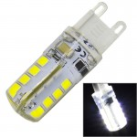 G9 3.5W White Light 240LM 32 LED SMD 2835 Silicone Corn Light Bulb, AC 220V