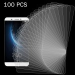 100 PCS LeTV le 1 Pro / X900 0.26mm 9H+ Surface Hardness 2.5D Explosion-proof Tempered Glass Film