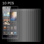 10 PCS for Huawei P9 0.26mm 9H Surface Hardness 2.5D Explosion-proof Tempered Glass Screen Film