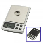 Digital Pocket Scale (1000g / 0.1g)(Black)