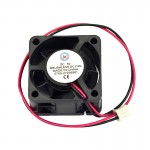 Jtron DC 5V 3.9cm Cooling Fan Fan-cooled Radiator Motors Brushless DC Fan for Computers(Black)
