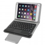 Universal Detachable Magnetic Bluetooth Touchpad Keyboard Leather Case with Holder for 7 inch iSO & Android & Windows Tablet PC(