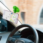 Cupula Universal Car Air Vent Mount Phone Holder for iPhone 6 / 6s / 6 Plus / 6s Plus(Green)