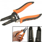 Nonslip Handle Wire Stripper Cutter Plier (4023)