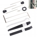 9 PCS Car Dismantle Tools For Video And Audio System