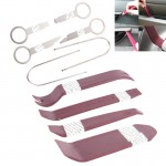 10PCS Car Dismantle Tools For Video And Audio System