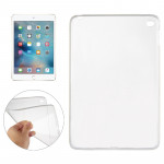 Smooth Surface TPU Case for iPad Pro 12.9 inch (2016 Version)(Transparent)