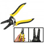 Handle Wire Stripping Cutting Pliers Tool (4021)