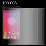 100 PCS for Lenovo K6 Note 0.26mm 9H Surface Hardness 2.5D Explosion-proof Tempered Glass Screen Film