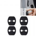 4 PCS Car Door Lock Buckle Decorated Rust Guard Protection Cover for X-TRAIL