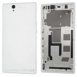 Blanc pour Sony L36H Middle Board + Cache Batterie - Wewoo