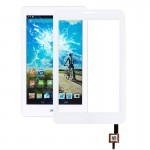 iPartsBuy for Acer Iconia Tab 7 A1-713HD Touch Screen Digitizer Assembly(White)