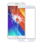 iPartsBuy Meizu PRO 5 / MX5 Pro Front Screen Outer Glass Lens(White)