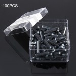 100 PCS 30A Car Auto Fuse European Automotive Fuse