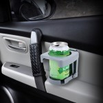 HX-082 Portable Universal Car Auto Drink Beverage Can Holder for Length under 7.5cm