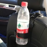 SHUNWEI SD-1018 Car Auto Universal Seatback Hanging Drink Can Beverage Holder for Length under 7cm